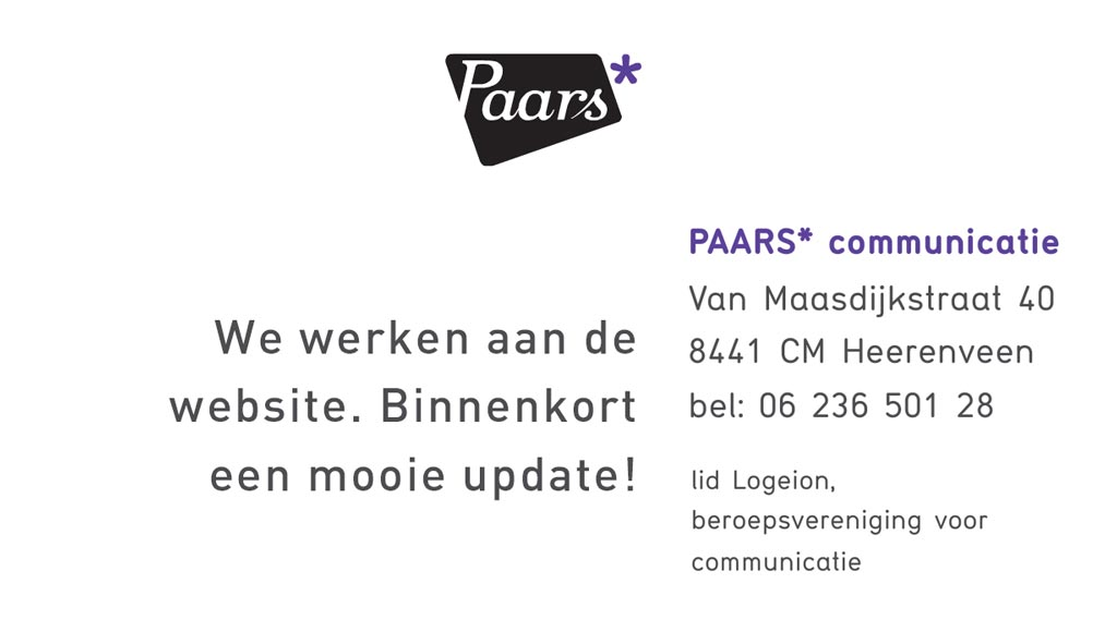 PAARS Communicatie